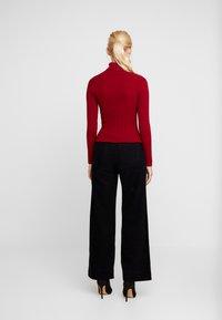 Neuw - MAGAZINE PANT - Trousers - black - 2