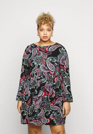 PAISLEY PRINT DRESS - Jersey dress - multi