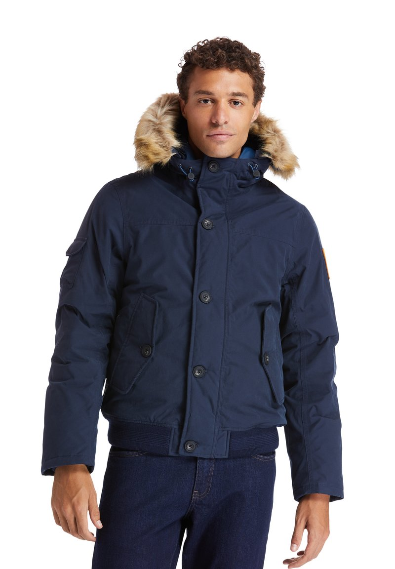 Timberland - SCAR RIDGE  - Winter jacket - dark sapphire