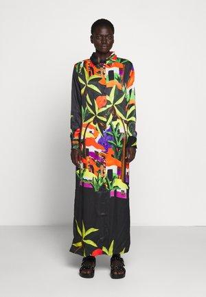 ROSARIO DRESS - Vestido largo - black