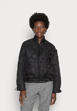 HUSIA - Light jacket - black