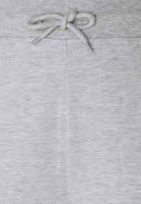 Even&Odd Tall - 2 PACK - Tracksuit bottoms - mottled light grey/light blue - 4