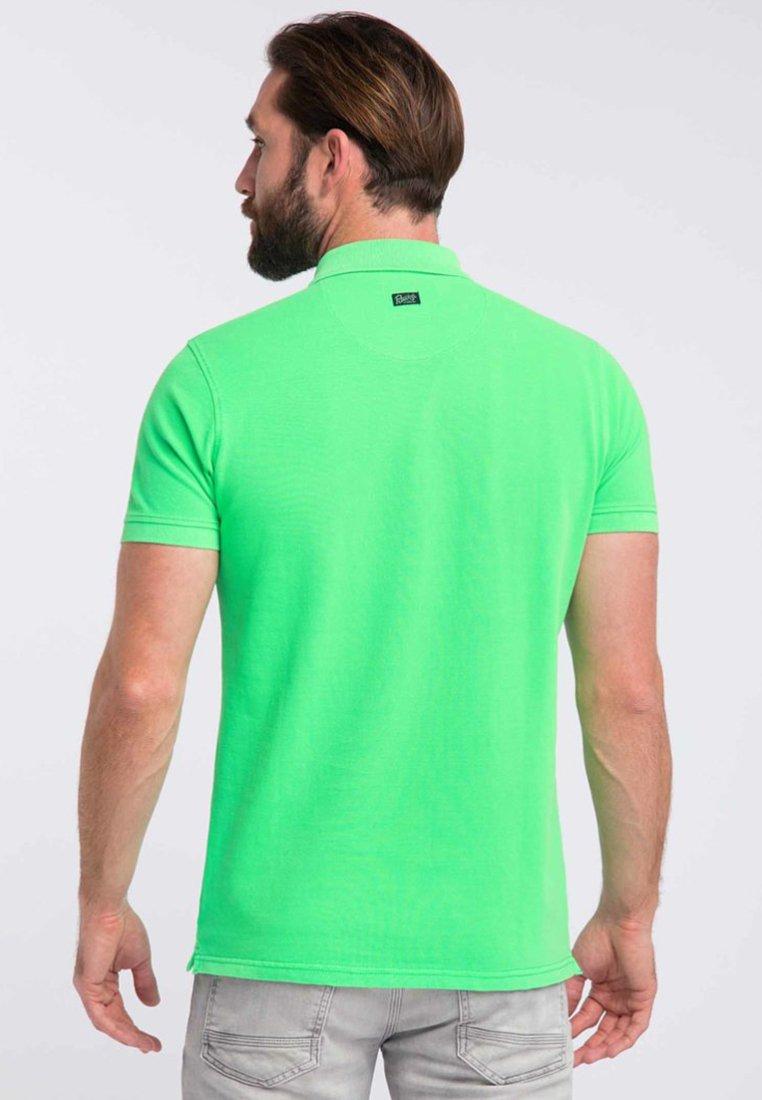 Petrol Industries Polo shirt - neon green c3eJ7