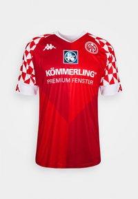 Kappa - MAINZ 05 HOME - Club wear - racing red - 4