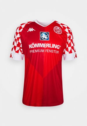 MAINZ 05 HOME - Pelipaita - racing red