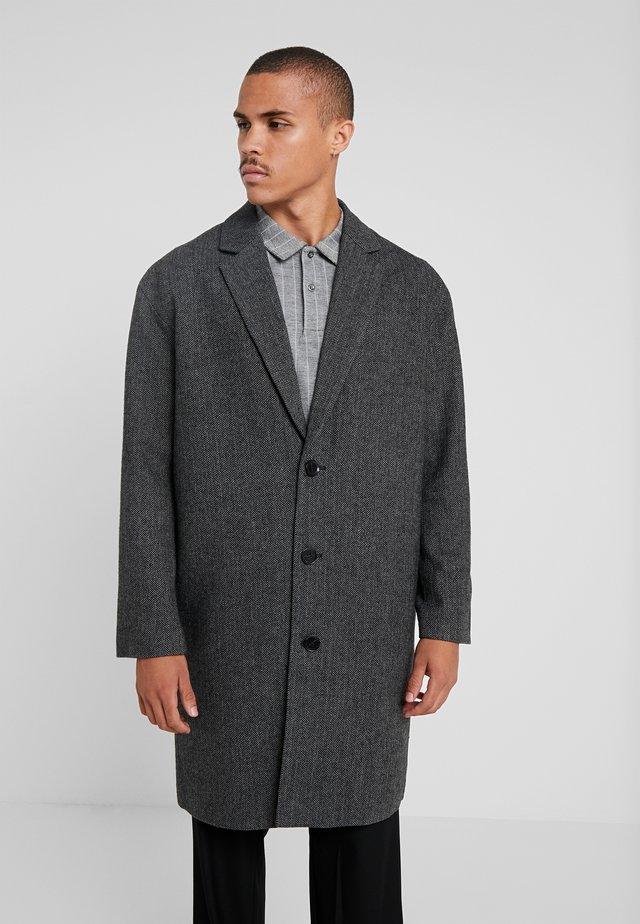 Wollmantel/klassischer Mantel - grey
