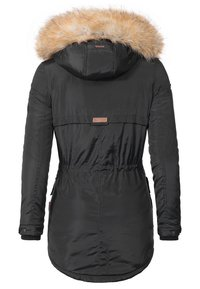 Marikoo - GRINSEKATZE - Winter coat - black - 1