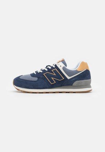 574 UNISEX - Sneakersy niskie - navy