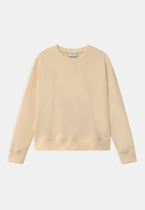 OUR LONE CREW - Sweater - cream white