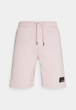 PRAS UNISEX - Shorts - violet ice