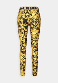 Versace Jeans Couture - LADY FUSEAUX - Leggings - Trousers - black - 7