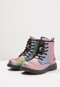 Dockers by Gerli - Lace-up ankle boots - multicolour - 3