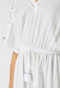 Next - Skjortekjole - white - 3