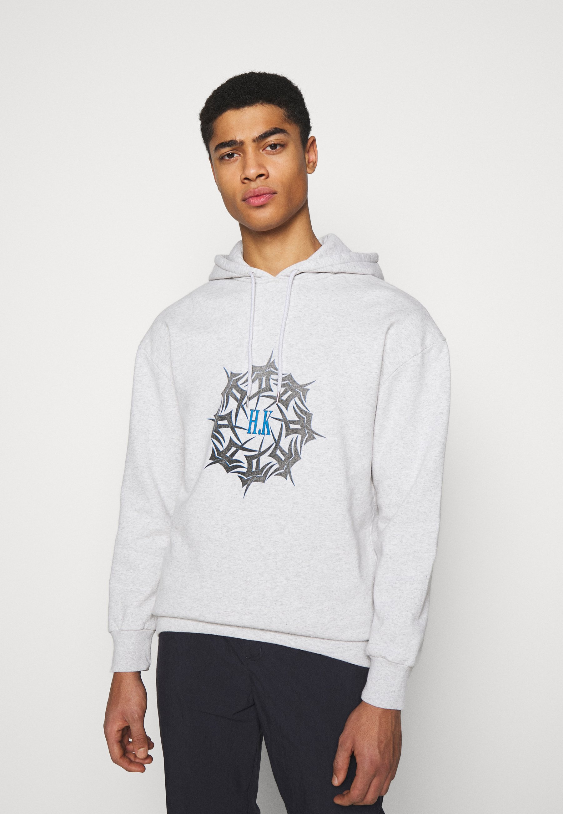 Homme ARTWORK HOODIE - Sweatshirt