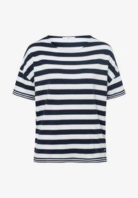 BRAX - Style Rachel - Print T-shirt - navy - 5