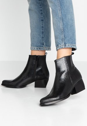 CAPRA - Classic ankle boots - black