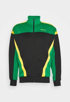 CLASSICS  - Training jacket - black/green