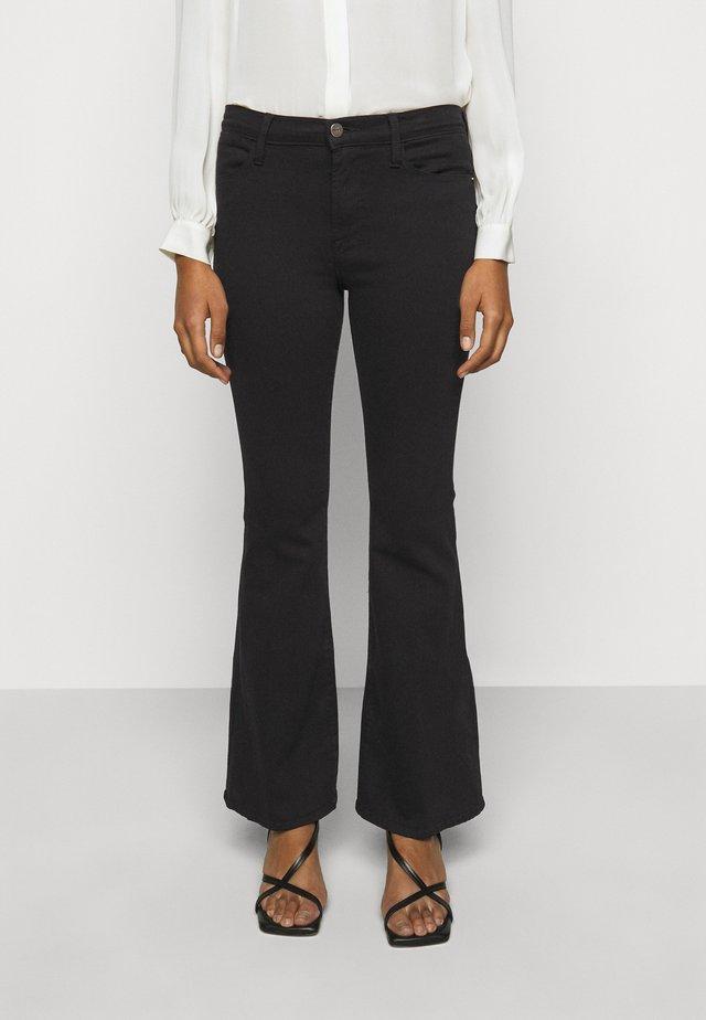 LE PIXIE  - Jeans a zampa - film noir