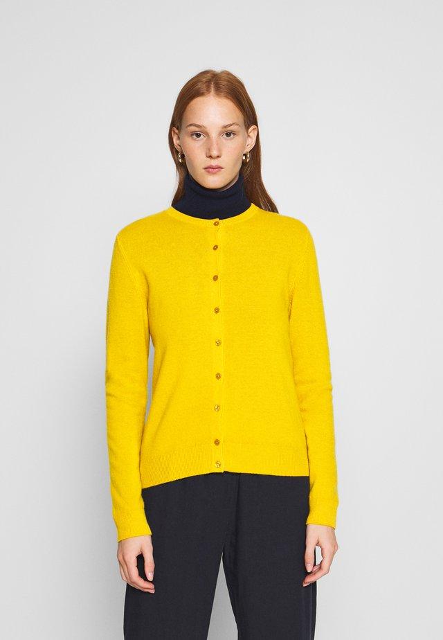 Gilet - mustard