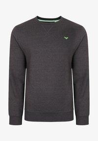 SATSUMA - Sweater - dunkelgrau