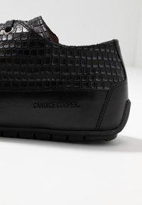 Candice Cooper - ROCK - Sneakers - ninja antracite/nero - 2