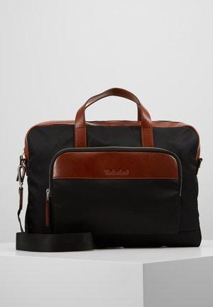 MESSENGER/BRIEFCASE - Across body bag - black
