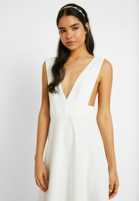 YAS - YASKATE ANCLE DRESS  - Occasion wear - star white - 4