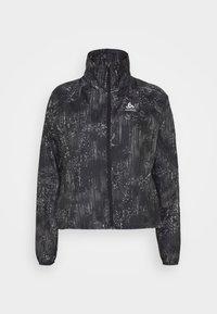 JACKET ZEROWEIGHT PRINT - Sports jacket - black