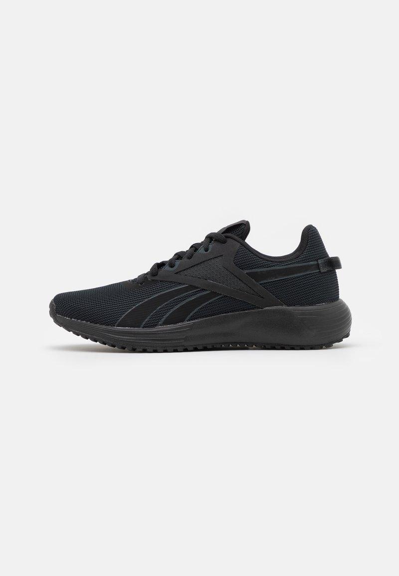 Reebok - LITE PLUS 3.0 - Neutral running shoes - core black/pure grey