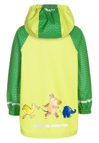 Playshoes - DIE MAUS - Waterproof jacket - green - 1