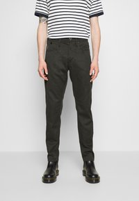 G-Star - LOIC RELAXED - Relaxed fit jeans - asfalt - 0