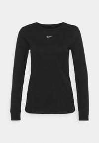 Nike Sportswear - TEE - Long sleeved top - black - 0