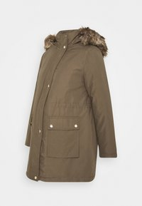 New Look Maternity - Parka - dark khaki - 2