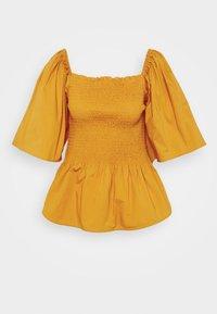 Stella Nova - Blouse - golden yellow - 0