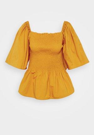 Blůza - golden yellow
