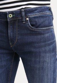 Pepe Jeans - HATCH - Slim fit jeans - dark used wiser wash - 3