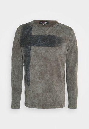 BOB ROUND - Pitkähihainen paita - asphalt grey