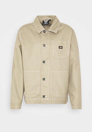 TOCCOA - Summer jacket - khaki