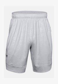 Under Armour - TRAIN STRETCH PRINT  - Sports shorts - halo gray - 3