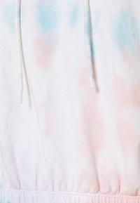 ONLY - ONLHELLA LIFE HODDIE - Sudadera - orchid bloom/sky blue falmingo - 2