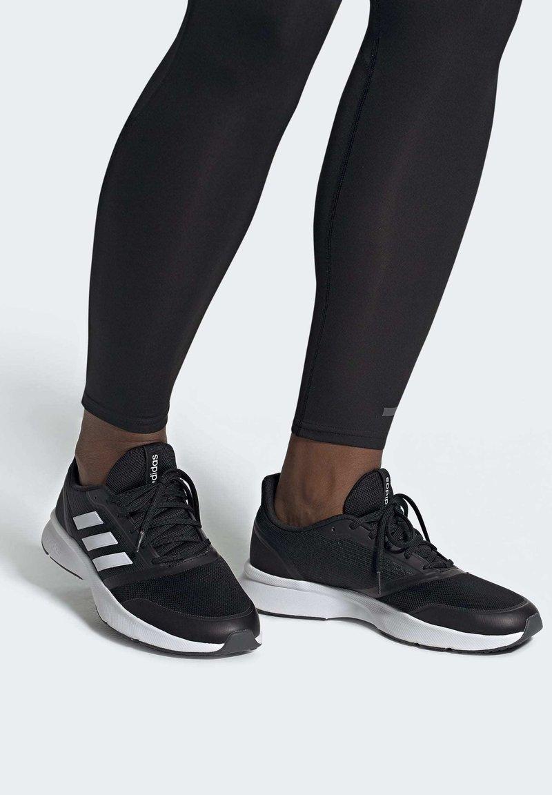 adidas Performance - NOVA FLOW SHOES - Zapatillas de running neutras - black