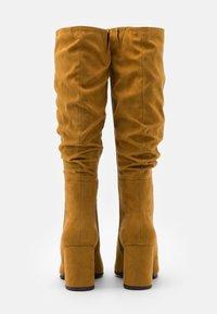 Marco Tozzi - Boots - mustard - 3