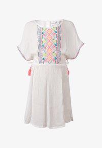 happy girls - Day dress - white - 0