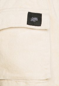 Sixth June - CORDUROY CARGO - Cargo trousers - beige - 5