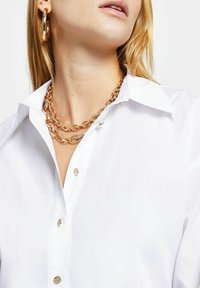 River Island - Button-down blouse - white - 3