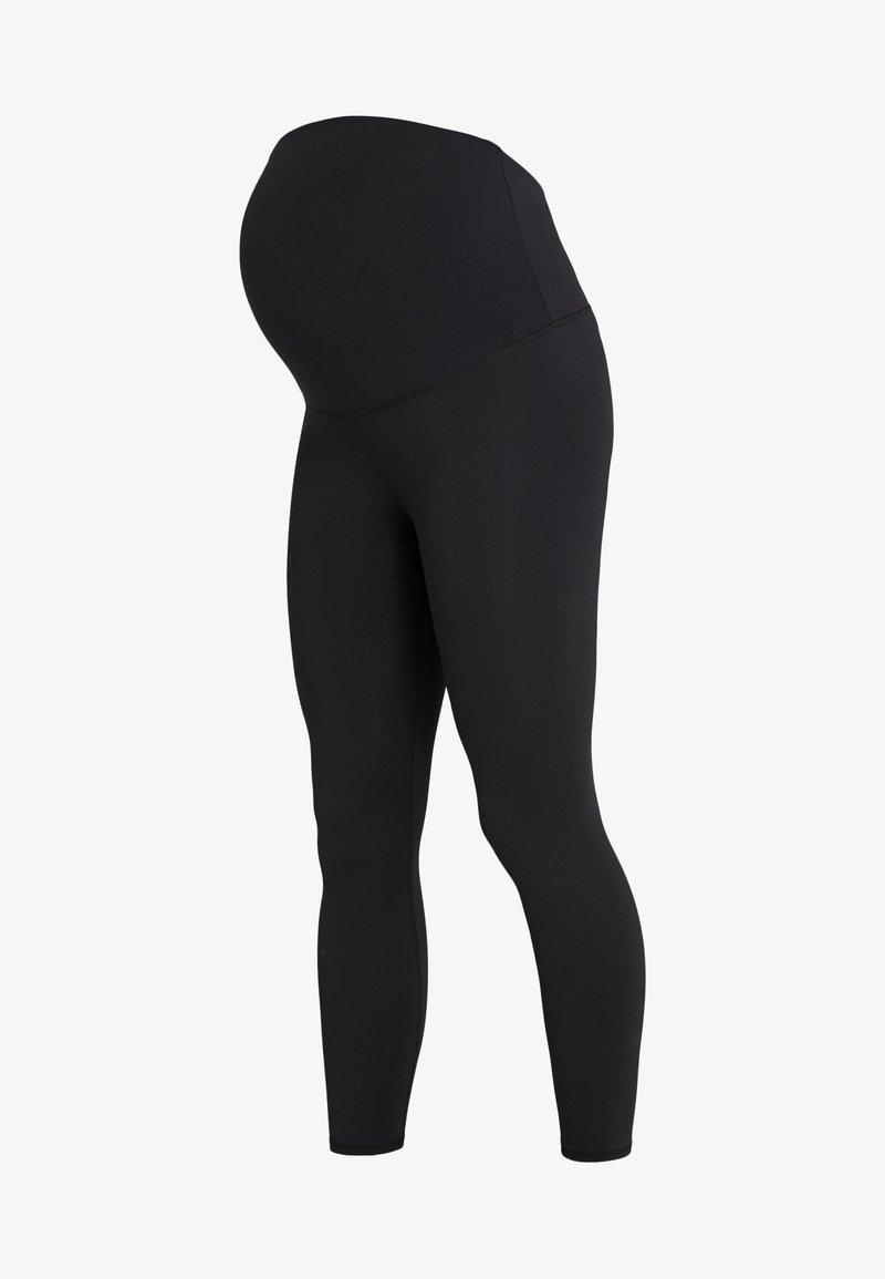 Cotton On Body Maternity Core 7 8 Legging Black Zalando Be