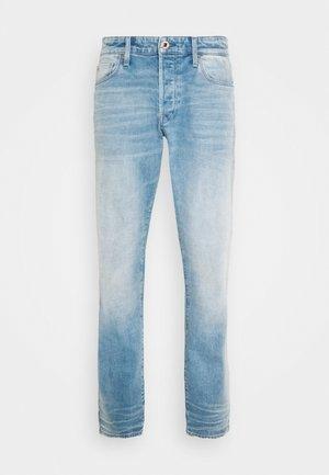 3301 STRAIGHT TAPERED - Džíny Straight Fit - vintage beryl blue