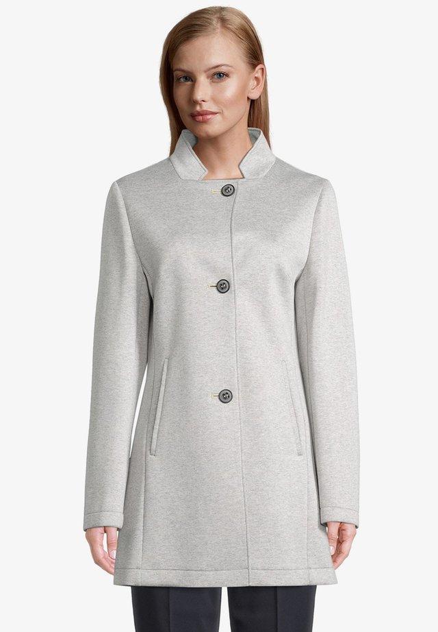 Halflange jas - grey