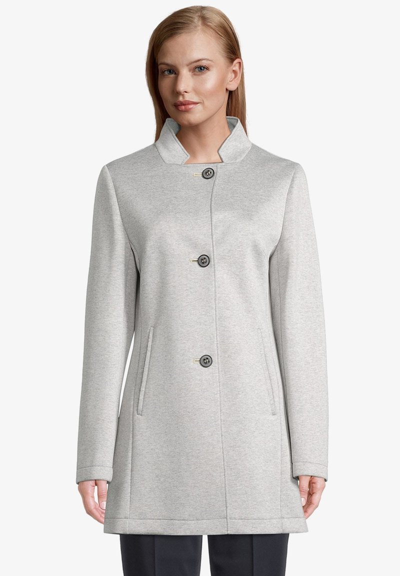 Amber & June - Short coat - grey