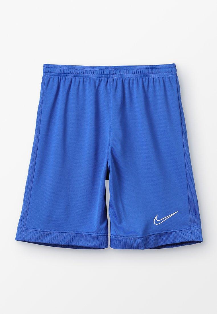 Nike Performance - DRY ACADEMY SHORT  - Pantalón corto de deporte - game royal/white
